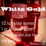 Moonshine Cocktail: White Gold