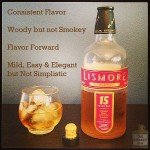 Scotch Whiskey Review: Lismore 15 Year Old Single Malt