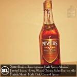 Powers Gold Label Review