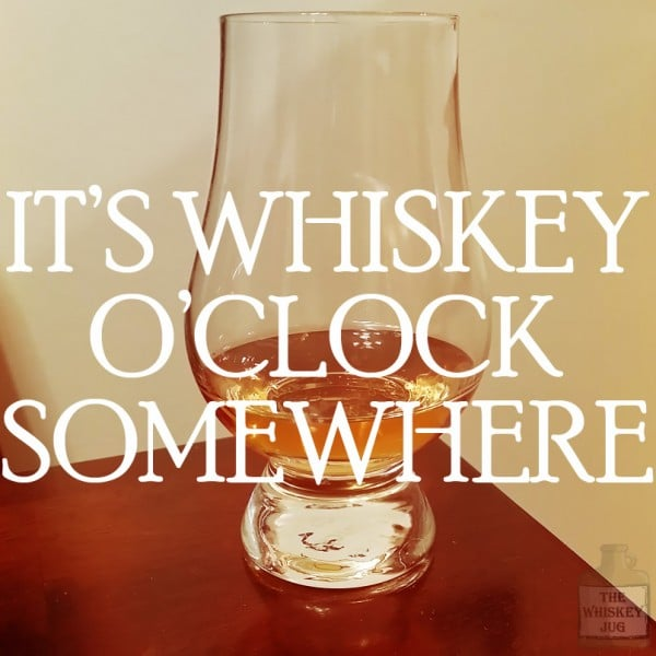 Whiskey o clock
