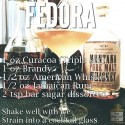 American Whiskey Cocktail: Fedora