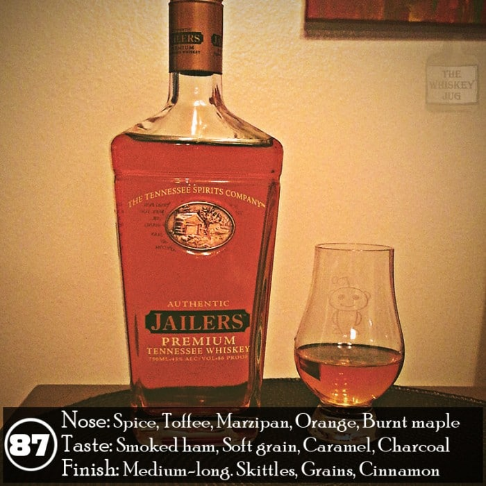 Jailer's Tennessee Whiskey
