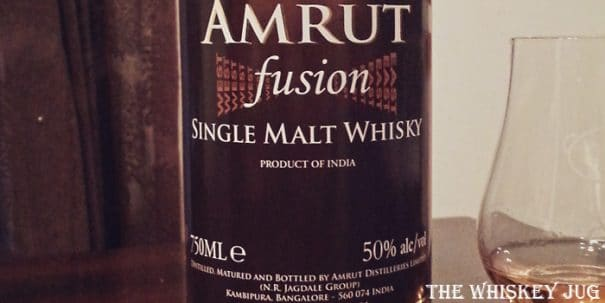 Amrut Fusion Label