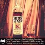 High West American Prairie Reserve Bourbon Review