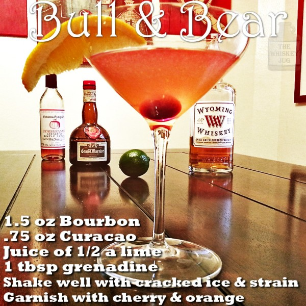 Bull And Bear Cocktail Recipe