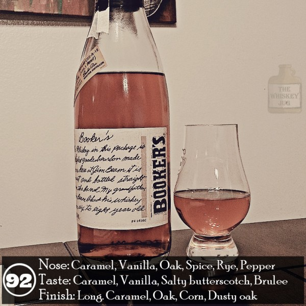 Bookers Bourbon Review