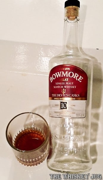 Bowmore Devil's Casks Empty