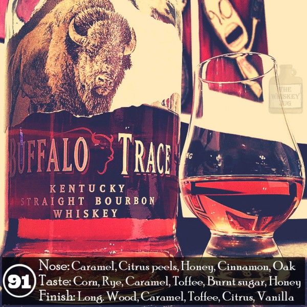 Buffalo Trace Bourbon Review