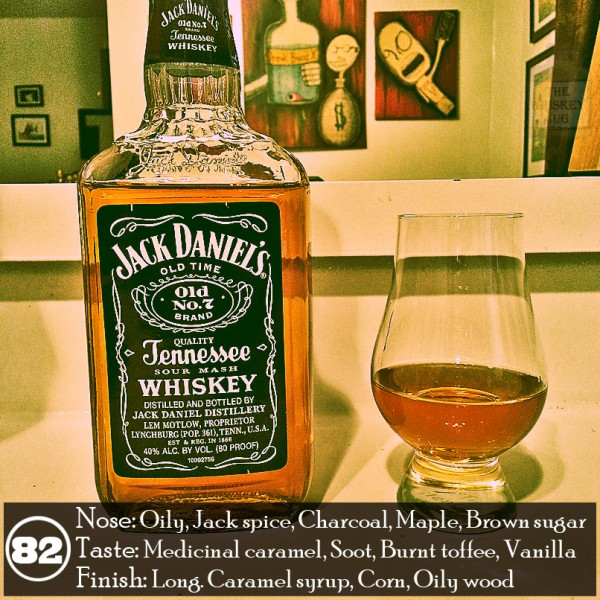 Jack Daniels Old No 7 Review 3