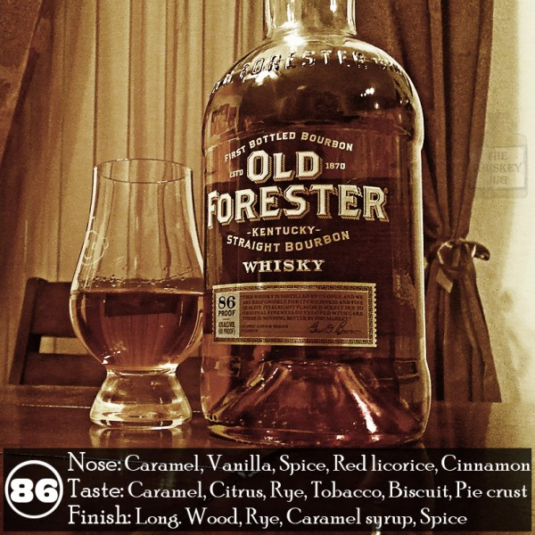 Old Forester Review