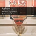 Pre-Prohibition Cocktail: Rob Roy