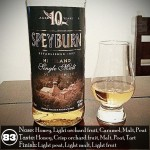 Speyburn 10 Review
