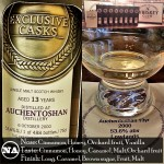 Auchentoshan 13 Review – Total Wine and More Exclusive Casks