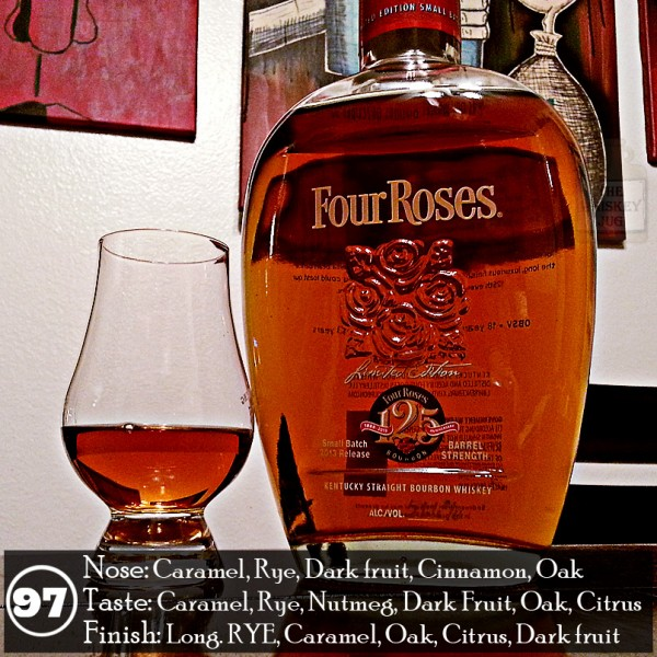 Four Roses 2013 Limited Edition Small Batch Review