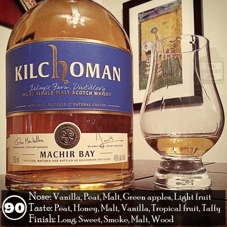 Kilchoman Machir Bay Review