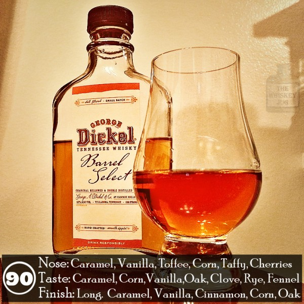 George Dickel Tennessee Whisky Review