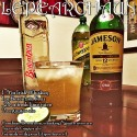 Modern Irish Whiskey Cocktail: Lepearchaun