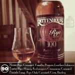 Rittenhouse Rye 100 Review