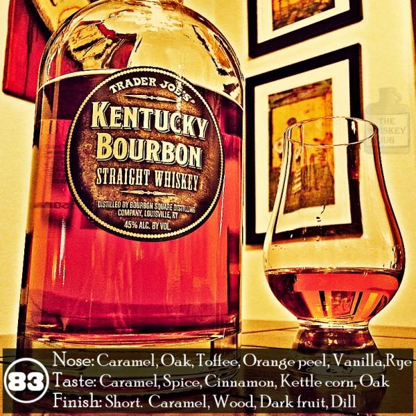 Trader Joe's Bourbon Review