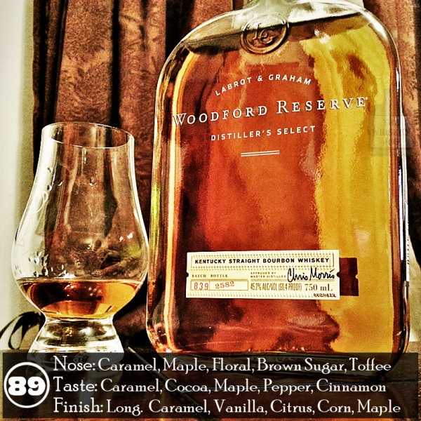 Woodford Reserve  Distillers Select Review