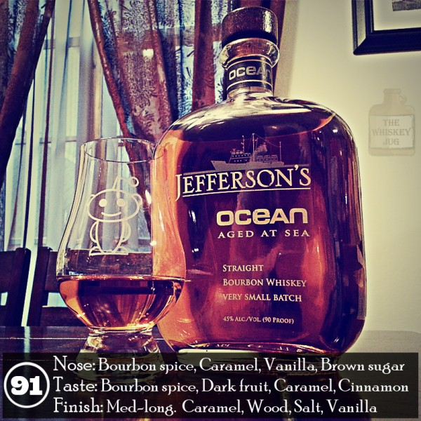 Jeffersons Ocean Aged A Sea Review