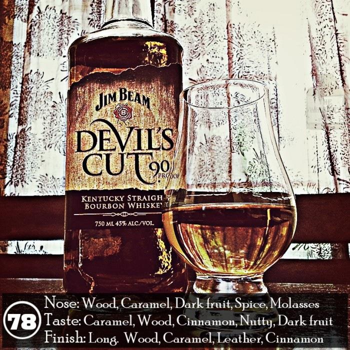 Jim Beam Devils Cut Review