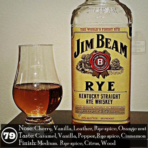 Jim Beam Rye Review