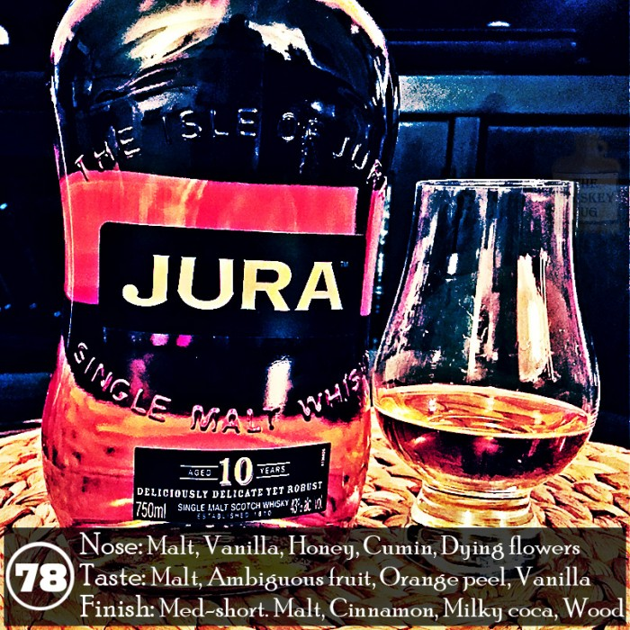 Jura 10 year Review