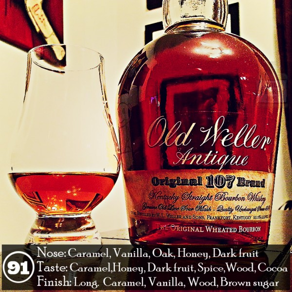 Old Weller 107 Review
