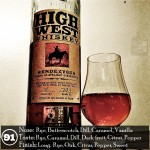 High West Rendezvous Rye Review