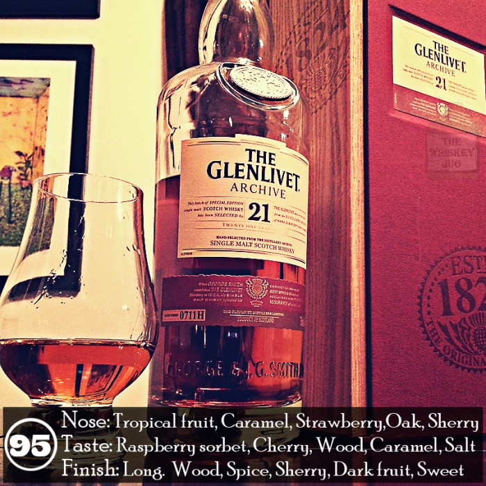 Glenlivet Archive 21 Review
