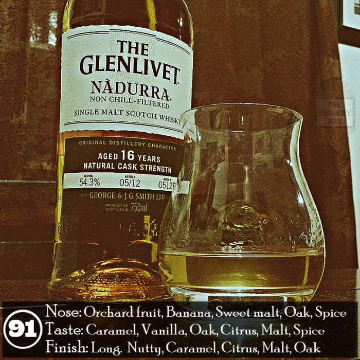 Glenlivet Nadurra Review