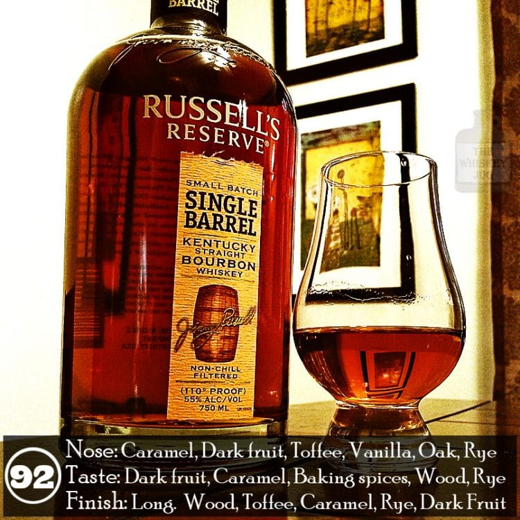 russells reserve single barrel Review