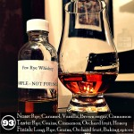 FEW Rye Whiskey Review