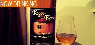 Kopper Kettle Virginia Whiskey Review