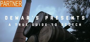 Dewar's True Guide To Scotch