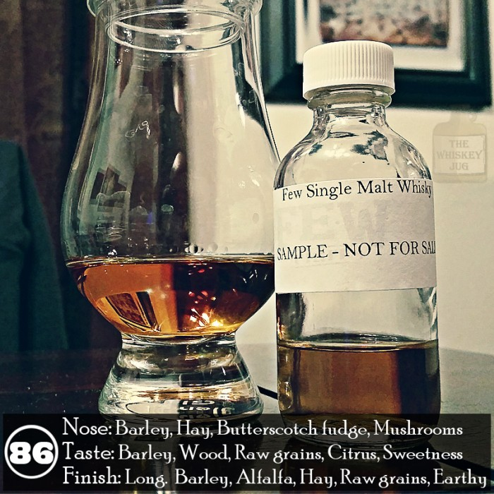 FEW Single Malt Whisky Review