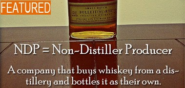 What is a whiskey NDP?