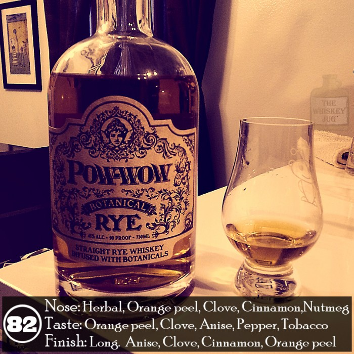 Pow-Wow Botanical Rye Review