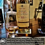 Trader Joe's 10 yr Highland Single Malt Review