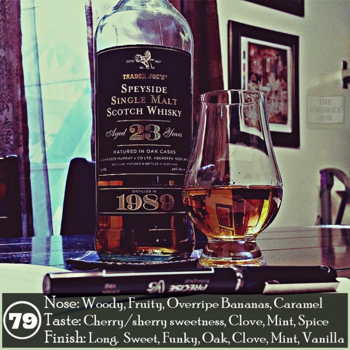 Trader Joes 23 yr Speyside Review