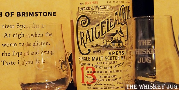 Craigellachie 13 Years Label