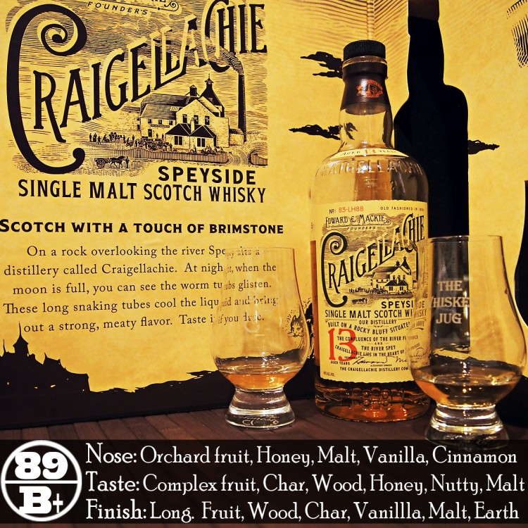 Craigellachie 13 Years Review