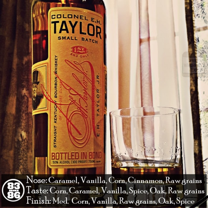 EH Taylor Small Batch Bottled in Bond Review