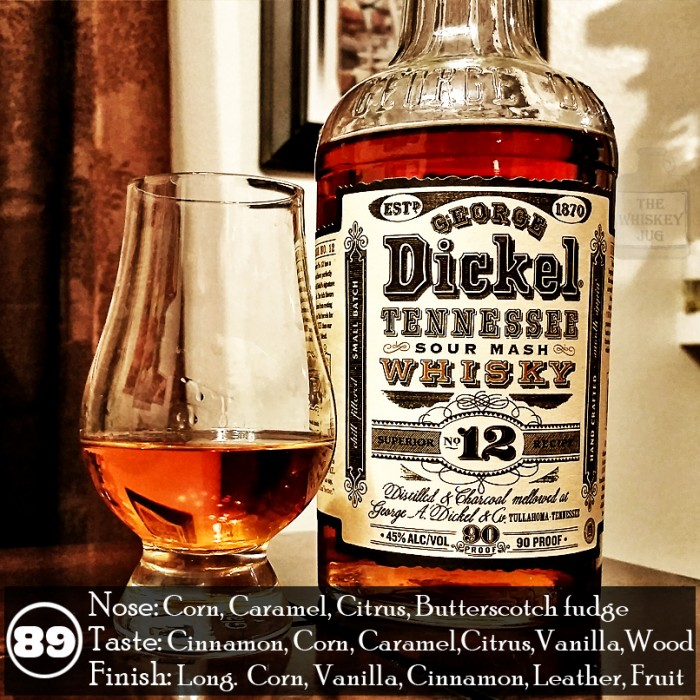 George Dickel 12
