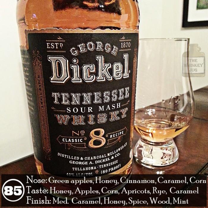 George Dickel 8 Review