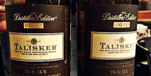 Talisker Distiller Editions
