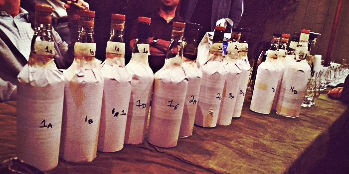 Tasting Talisker - 18 Taliskers in one night - Malt Nuts