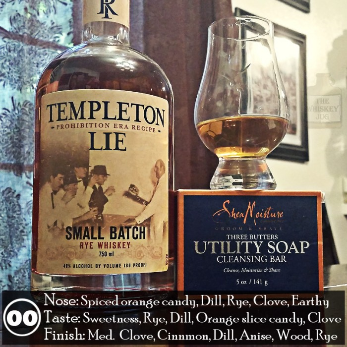 Templeton Rye Review