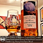 Faultline 32 year Blended Scotch Review